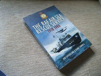 £11.99 • Buy The RAF Air Sea Rescue Service 1918-1986  J Sutherland / D Canwell   S/B Book
