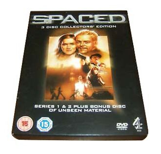 £0.99 • Buy Spaced (DVD, 2006) 3 Disc Collectors Edition Simon Pegg Nick Frost Comedy