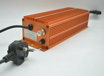 £45 • Buy 4x 600W Grow Light Ballast- Excellent Condition
