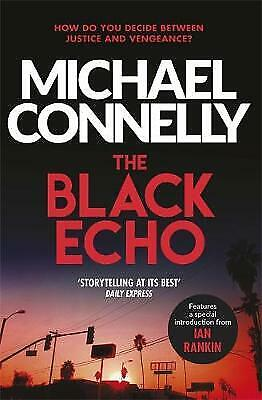 £2.89 • Buy The Black Echo (Harry Bosch Series) By Connelly, Michael, Paperback Used Book, A