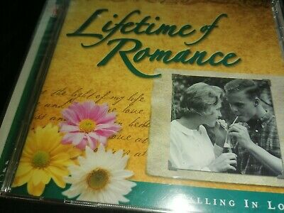 £3 • Buy Time Life Lifetime Of Romance Falling In Love 2 X Cd Sealed
