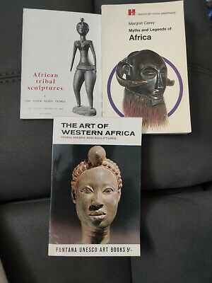 £9.99 • Buy Set Of Tribal African Books