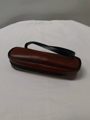 £15 • Buy 25x30mm Brass Pocket Telescope With Leather Case