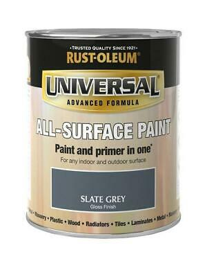 £12.50 • Buy Rust-Oleum All Surface Paint 750ml (Various Colours)
