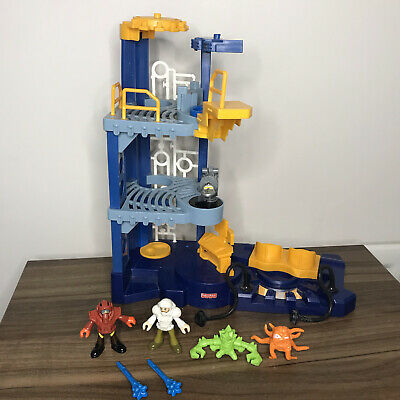 £9.99 • Buy Fisher-Price Imaginext Space Shuttle Station + Toy Figures And Attachments