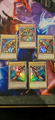£39.99 • Buy Yugioh Exodia The Forbidden One YGLD 1st Edition Full 5 Card Set LP/NM