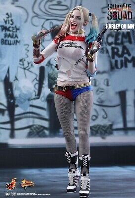 $ CDN667.98 • Buy HOT TOYS EXCLUSIVE Harley Quinn MMS383 Suicide Squad 1/6th MIB