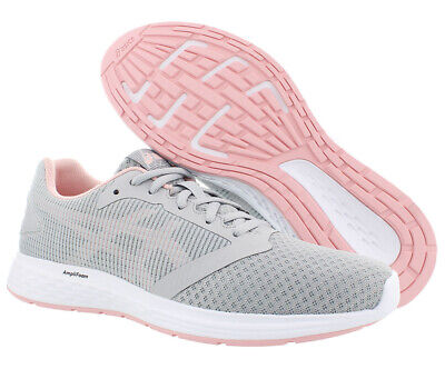 $ CDN62.11 • Buy Asics Patriot 10 Womens Shoes Size 11, Color: Mid Grey/Frosted Rose