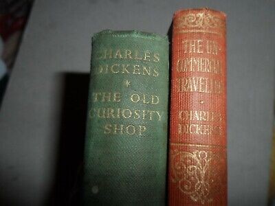 £5.99 • Buy Charles Dickens The Old Curiosity Shop & The Uncommercial Traveller. Collins