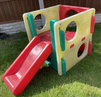 £26 • Buy Little Tikes Junior Activity Gym / Climbing Frame With Slide