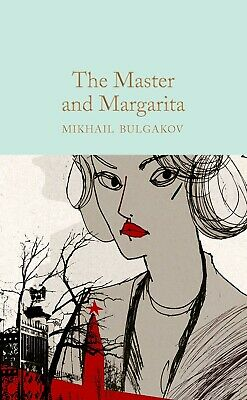 £10 • Buy The Master And Margarita (Macmillan Collector's Library) By Bulgakov, Mikhail