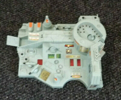 £6 • Buy Vintage 1997 Galactic Star Base Space Playset Toy Working Sounds