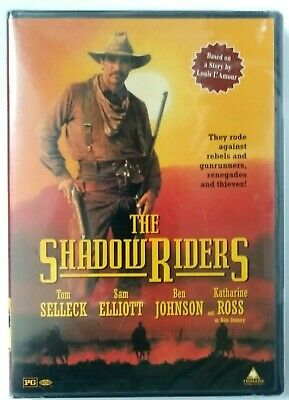 £6.73 • Buy The Shadow Riders (dvd, 1998) Tom Selleck .new And Sealed