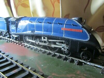£650 • Buy Seven Mill Models O Gauge A4 Loco Sir Nigal Gresley In Blue V/g Condition Neve