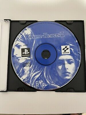 £37.62 • Buy Vandal Hearts II PAL PS1 Disc Only