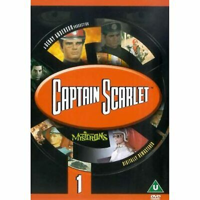 £3.50 • Buy Captain Scarlet And The Mysterons: 1 [DVD] [1967]