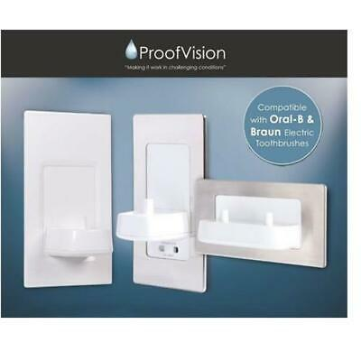 View Details In-wall Electric Toothbrush Charger & Shaver Socket By Proofvision Oral B/Braun • 34.99£
