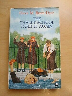 £6.99 • Buy The Chalet School Does It Again - Brent-Dyer, Elinor M - Paperback