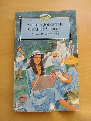 £21 • Buy Althea Joins The Chalet School - Elinor M. Brent-Dyer - Paperback