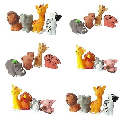 £9.99 • Buy Fisher Price Little People Zoo And Farm Animal Toy Bundles