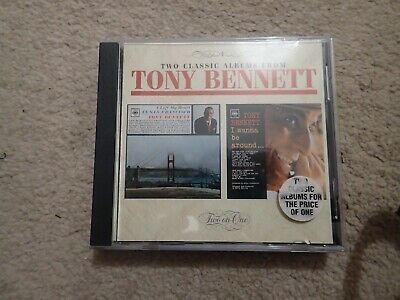 £1.10 • Buy Two Classic Albums From Tony Bennett CD