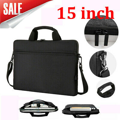 $16.99 • Buy 15' Laptop Sleeve Case Carry Cover Bag For MacBook Air/Pro Retina/Lenovo Dell US