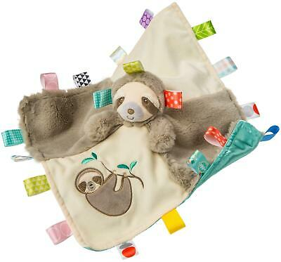 £19 • Buy Taggies MOLASSES SLOTH CHARACTER BLANKET Baby Comforter Toy BN
