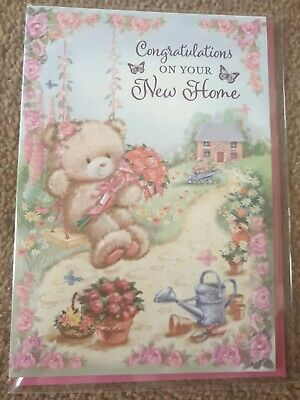 £1.65 • Buy Congratulations On Your New Home Card