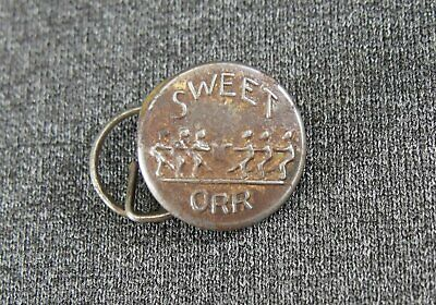 £4 • Buy Scarce C1930's Sweet Orr Overall Button With Tug Of War Using Overalls