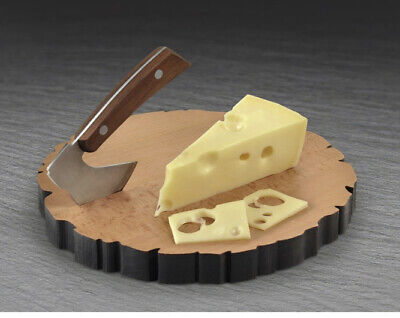 £9.50 • Buy Fred Cheese Log Board And Knife (axe) Set New And Sealed