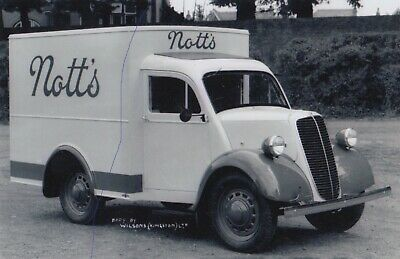 £1.25 • Buy Bedford Van Truck On A Photo Photograph Classic Vehicle Lorry Picture Notts.