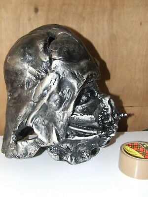 £175 • Buy Star Wars Darth Vader Melted Face Plate & Helmet 2 Piece Full Size Display Prop
