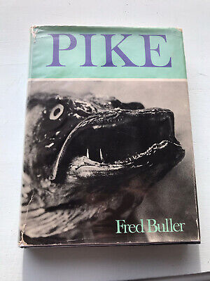 £115 • Buy Fred Buller Pike First Edition 1971