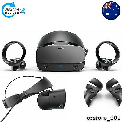 AU595.94 • Buy Brand New Oculus Rift S PC-Powered VR Gaming Headset Virtual Reality Headset