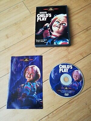 £6.95 • Buy Childs Play [DVD] [1989] [Region 1] [US DVD] - Excellent Condition