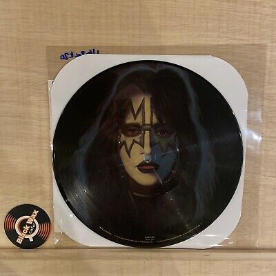 £14.16 • Buy Kiss - Ace Frehley Vinyl (VG) Rock Picture Disk