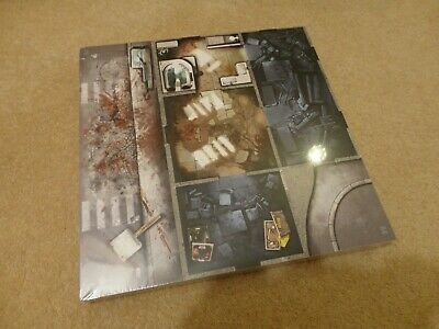£15 • Buy Zombicide 2nd Edition Board Game: 9 Double Sides Tiles, From Base Game Box. New.
