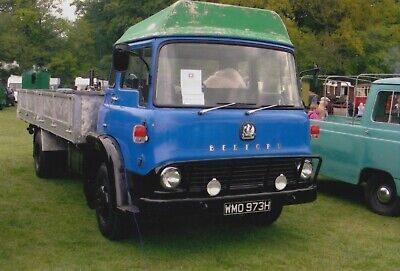 £0.75 • Buy Bedford Truck Photo Photograph Classic Lorry On Picture Wmo973h At Steam Rally.