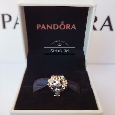 £2.20 • Buy New Authentic PANDORA Harry Potter Hermione Granger Charm 798625CO1 Without Box