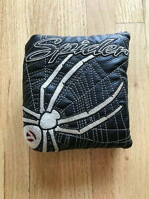 £5.67 • Buy TAYLOR MADE SPIDER Putter Head Cover (mallet)