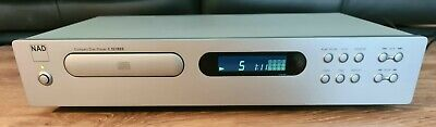 £99.99 • Buy NAD C521bee Stereo Compact Disc CD Player HiFi Separate - Audiophile Quality