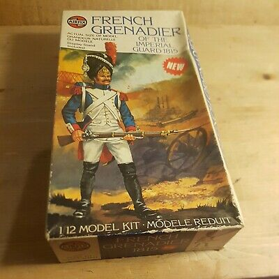 £18.99 • Buy  Airfix 1/12 French Grenadier Of The Imperial Guard 1815 Model Kit