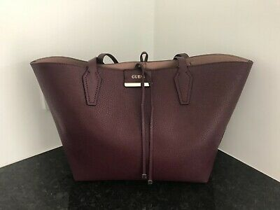 £20 • Buy Guess Reversible Tote With Removable Clutch Bag