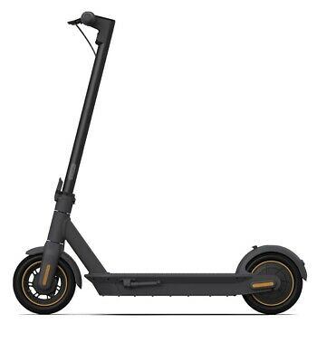 £450 • Buy Segway Ninebot Max G30 Electric Scooter - Black