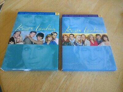 £24.07 • Buy Knots Landing DVD Sets Complete First And Second Seasons 1 2 Warner Brothers