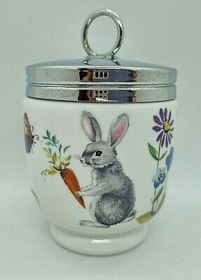 £32 • Buy Royal Worcester Egg Coddler King Size  A Skippety Tale  Porcelain Preowned