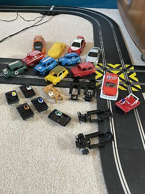 £1.99 • Buy Scalextrix Cars - Large Collection Bodies - Spares Or Repairs. Lots Of Minis