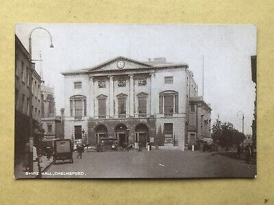 £2.49 • Buy Chelmsford - New St - Shire Hall - Essex - An Unused V.G. Vintage Postcard