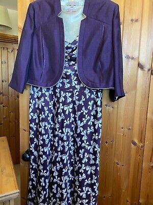 £25 • Buy Jacques Vert Dress And Jacket