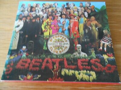 £10 • Buy The Beatles -  Sgt. Pepper's Lonely Hearts Club Band  CD Album